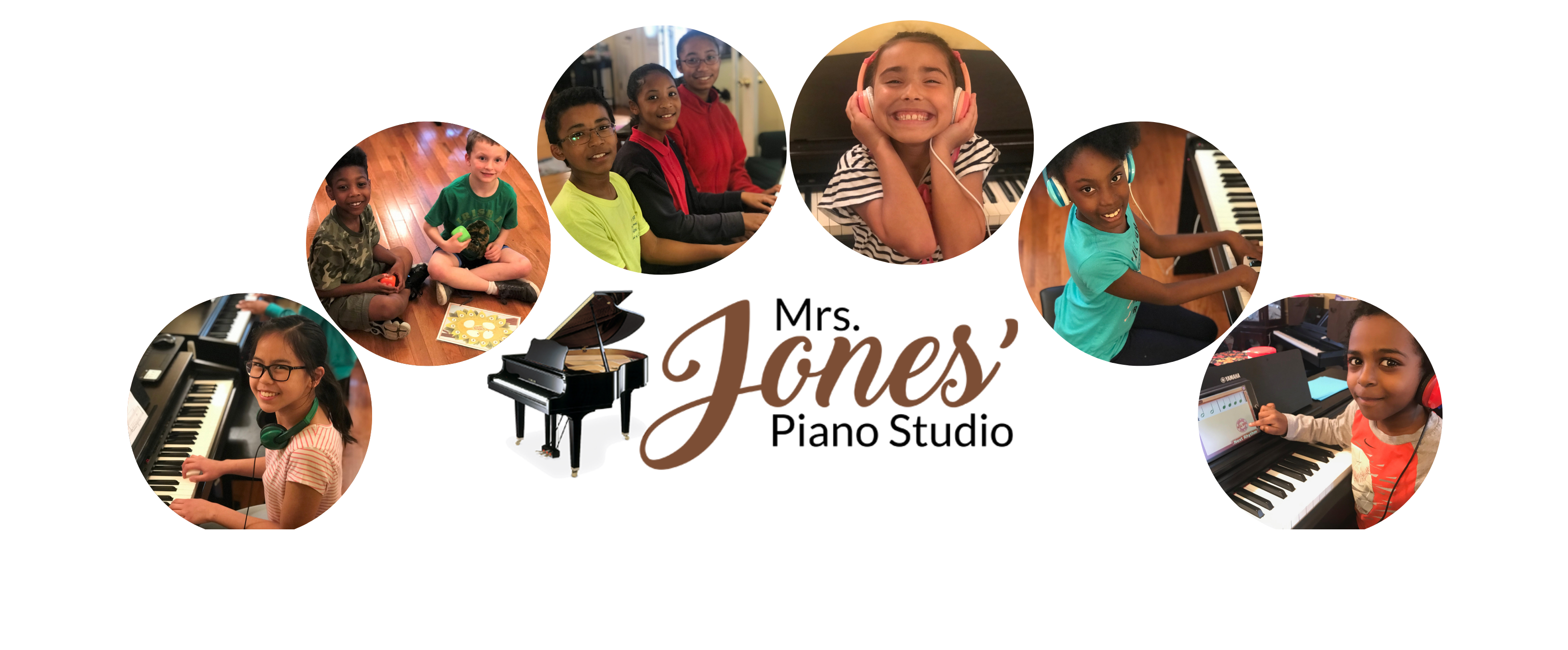 Mrs. Jones' Piano Studio